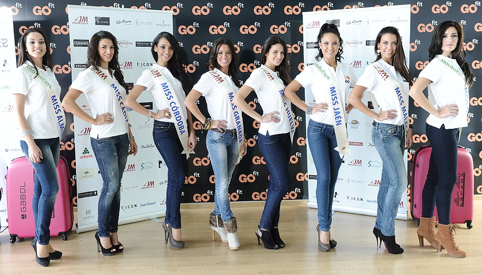 MISS SPAIN 2012 - (Livestream)-Pageant is On Going Misses11