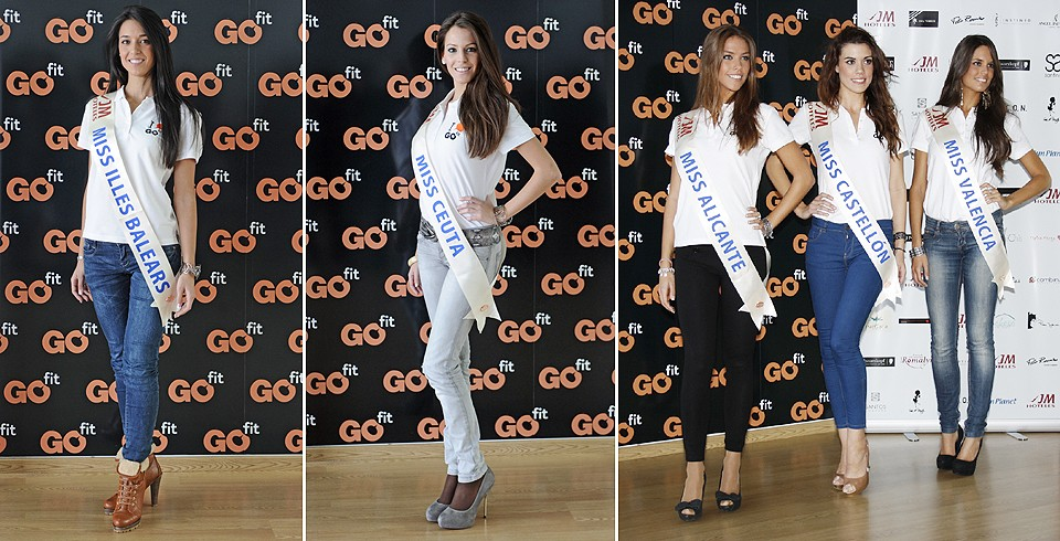 MISS SPAIN 2012 - (Livestream)-Pageant is On Going Misses13
