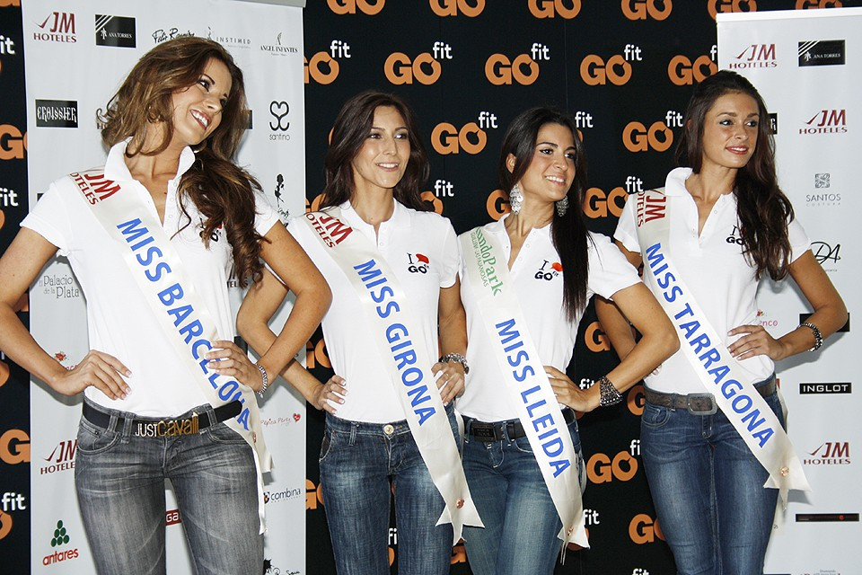 MISS SPAIN 2012 - (Livestream)-Pageant is On Going Misses16