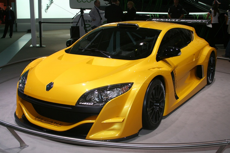 NEW RENAULT MEGANE TROPHY 90810010