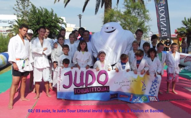 Judo tour littoral versus MMA Beach tour ! Photo_11