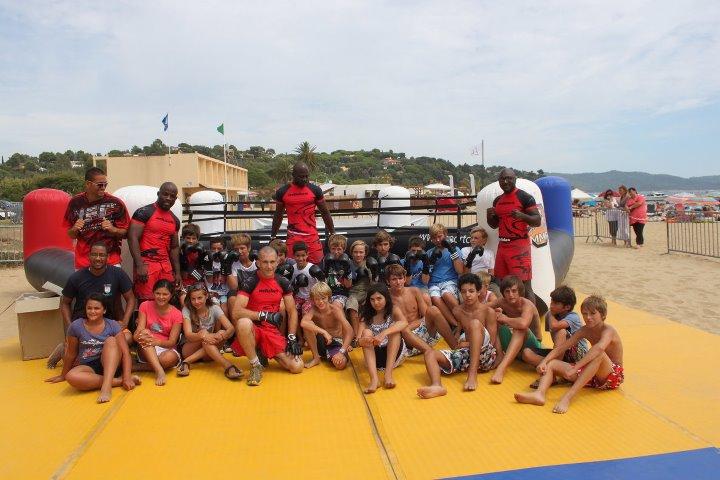 Judo tour littoral versus MMA Beach tour ! Photo_12