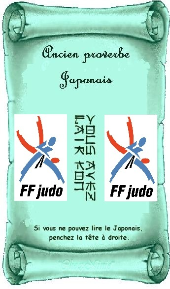 La FFJDA utilise les messages subliminaux Nippons ! Prover10
