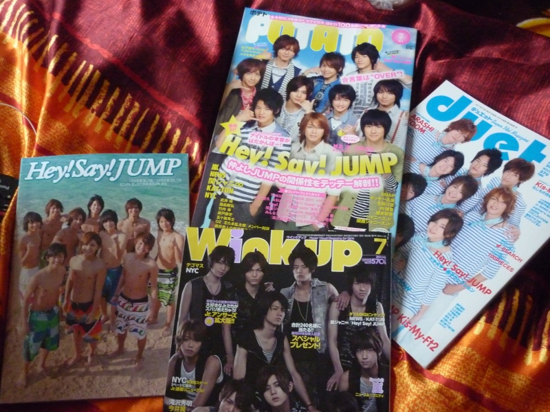 petit collection des Johnny's By パンダ Magazi10