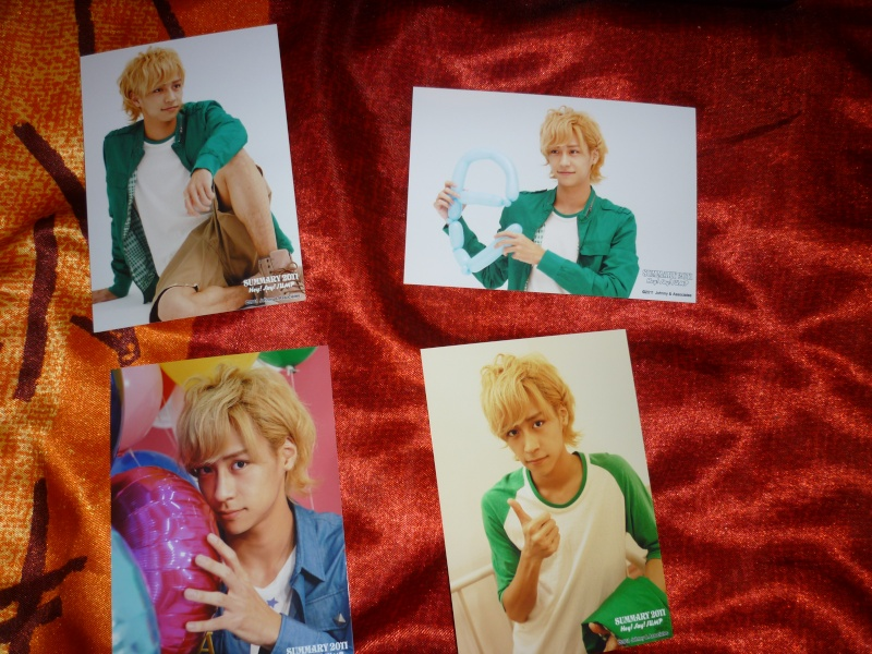 petit collection des Johnny's By パンダ Photos11