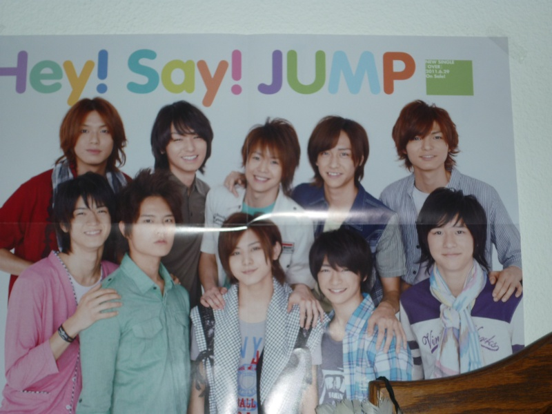 petit collection des Johnny's By パンダ Poster10