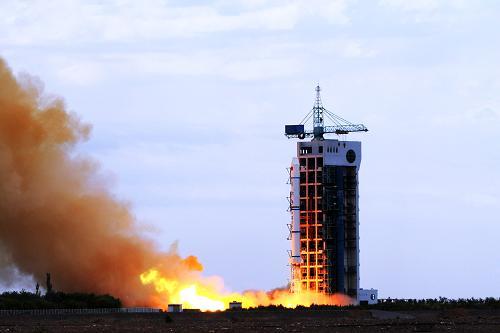 [Chine] Lancement de Shijian-11-03 par CZ-2C à JSLC, le 06/07/2011 - [Succès]   0115