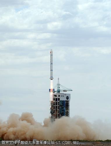 [Chine] Lancement de Shijian-11-03 par CZ-2C à JSLC, le 06/07/2011 - [Succès]   0315