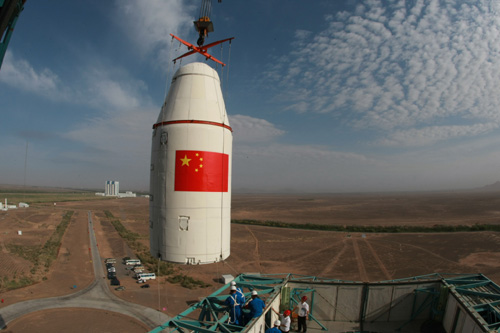 [Chine] Lancement de Shijian-11-03 par CZ-2C à JSLC, le 06/07/2011 - [Succès]   20110710