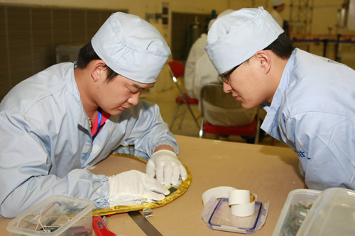 [Chine] Lancement de Shijian-11-03 par CZ-2C à JSLC, le 06/07/2011 - [Succès]   20110713