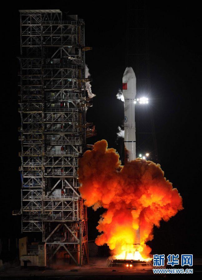 [Chine] Lancement de TL-1-02 par CZ-3C à XSLC, le 11/07/2011 - [Succès]  27_18310