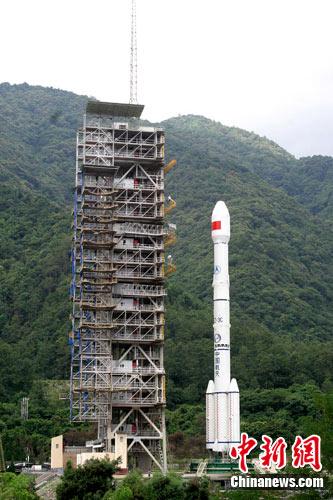 [Chine] Lancement de TL-1-02 par CZ-3C à XSLC, le 11/07/2011 - [Succès]  U125p410