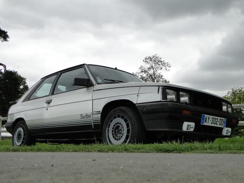 Renault 11 Turbo ph1 prépa runs et pistes - Page 18 Dsc03010
