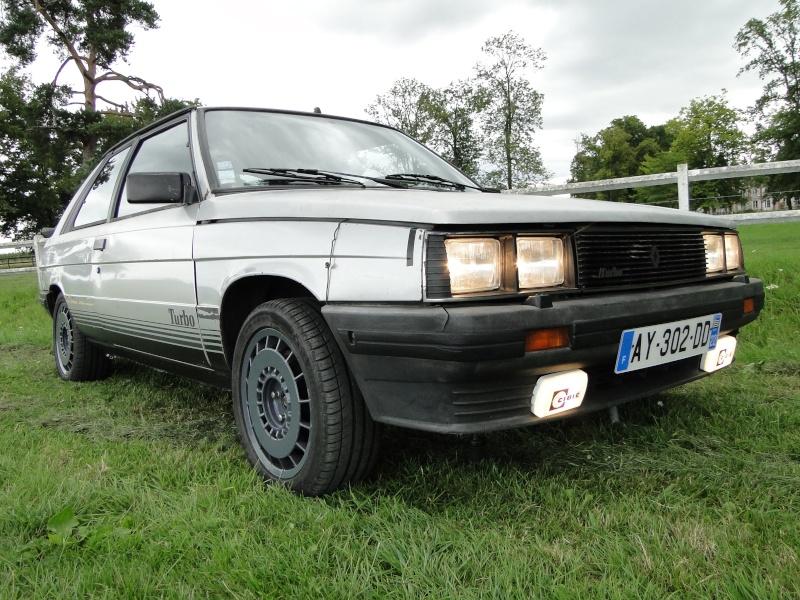 Renault 11 Turbo ph1 prépa runs et pistes - Page 18 Dsc03014