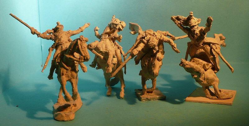 Diorama - 1er régiment de cuirassiers 0305d_10