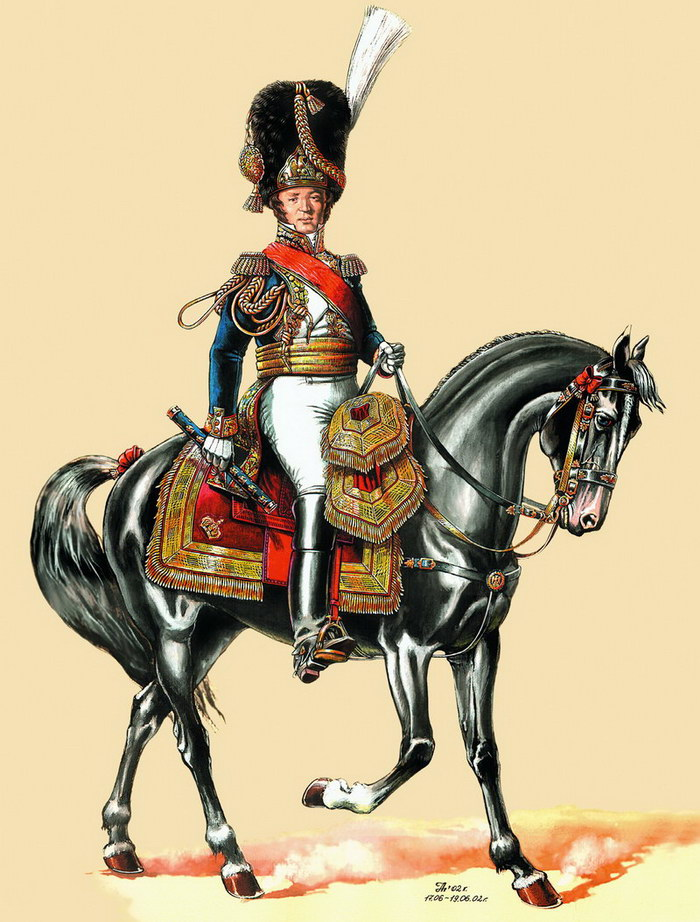 officier des grenadiers hollandais 1219d310