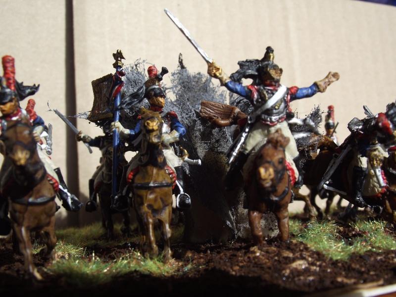 Diorama - 1er régiment de cuirassiers Dscf3913