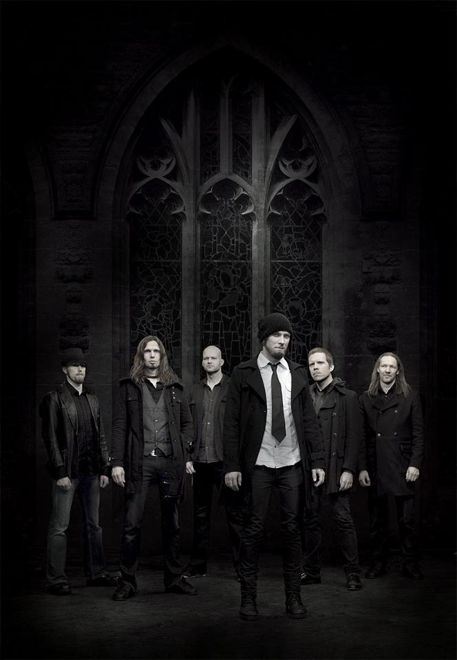 Swallow The Sun [Doom/Death Metal] 39716910
