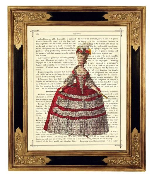 Marie-Antoinette, Vintage ! 12957810