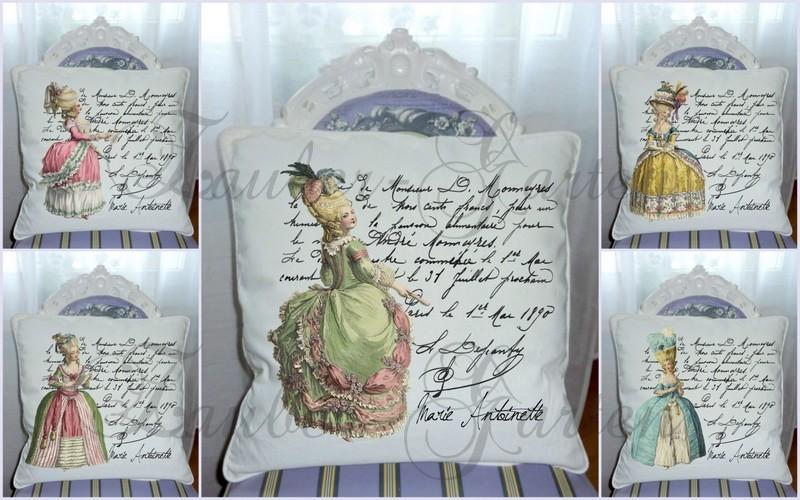 Marie-Antoinette, Vintage ! 13337010