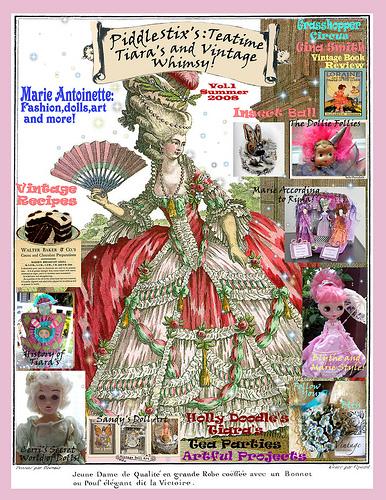 Marie-Antoinette, Vintage ! 26684210