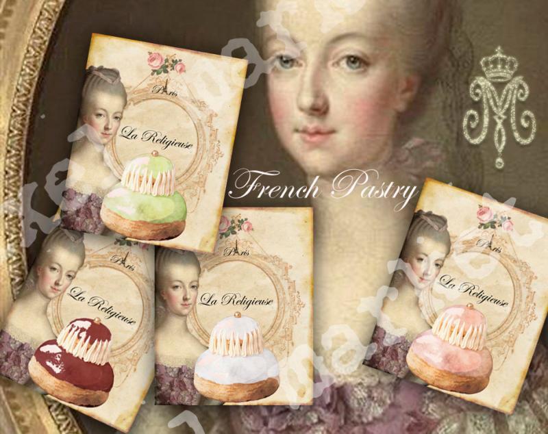 Marie-Antoinette, Vintage ! 29379510