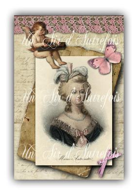 Marie-Antoinette, Vintage ! 3-tags10