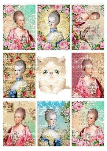 Marie-Antoinette, Vintage ! 46174610