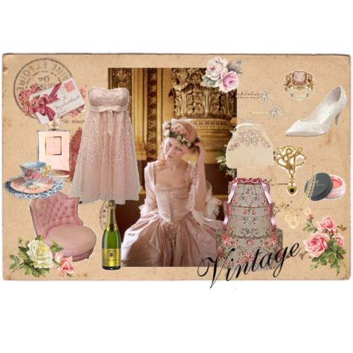 Marie-Antoinette, Vintage ! 54713710
