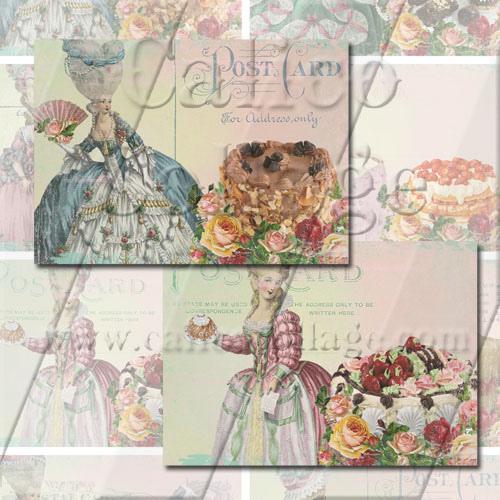Marie-Antoinette, Vintage ! 58289510