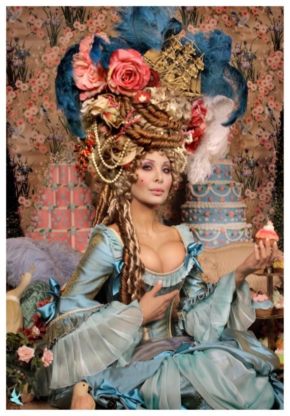 Marie-Antoinette, Vintage ! 666-ph10