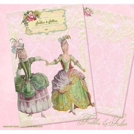 Marie-Antoinette, Vintage ! 6d20a310