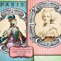 Marie-Antoinette, Vintage ! 71766510