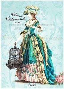 Marie-Antoinette, Vintage ! Aaaac010