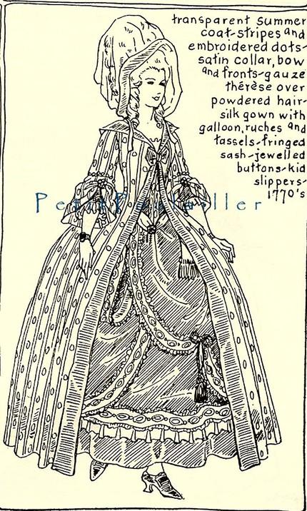 Marie-Antoinette, Vintage ! Antiqu11