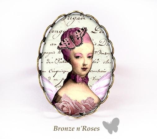 Marie-Antoinette, Vintage ! Bague-10