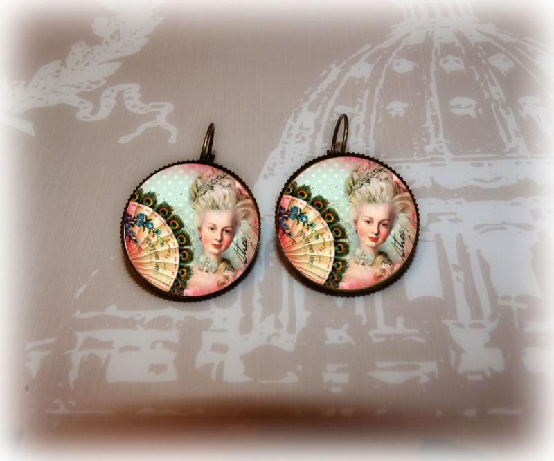 Marie-Antoinette, Vintage ! Boucle12