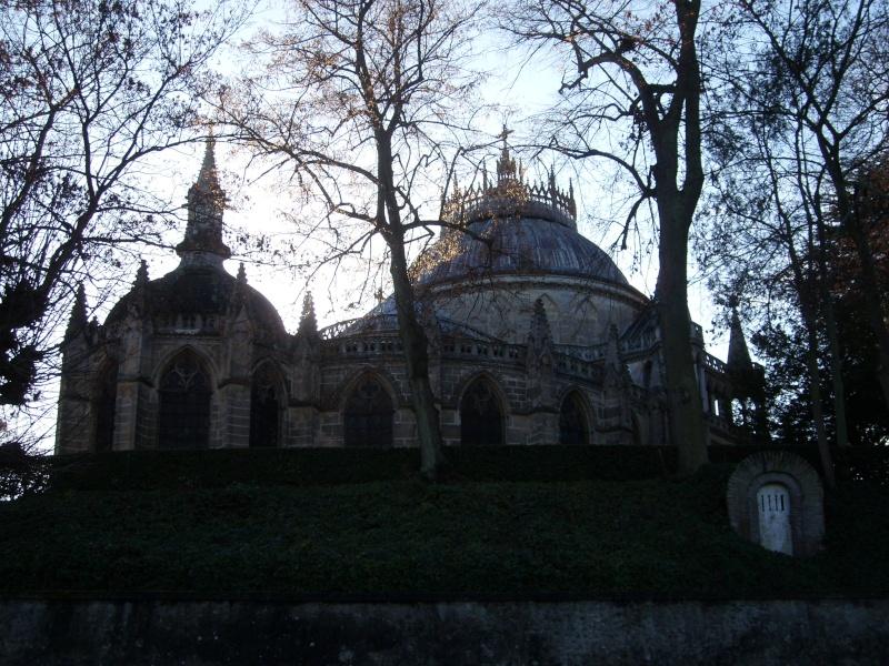 dreux - La Chapelle Royale de Dreux  Cappad76
