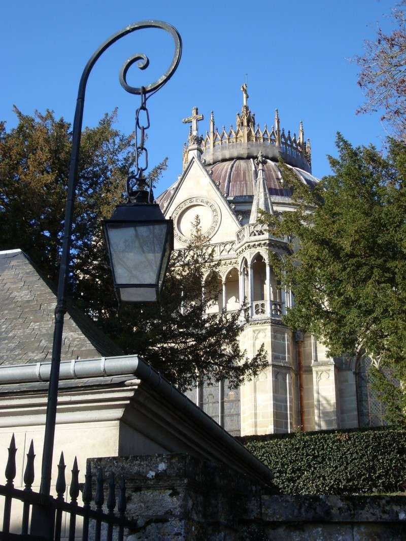 dreux - La Chapelle Royale de Dreux  Cappad80