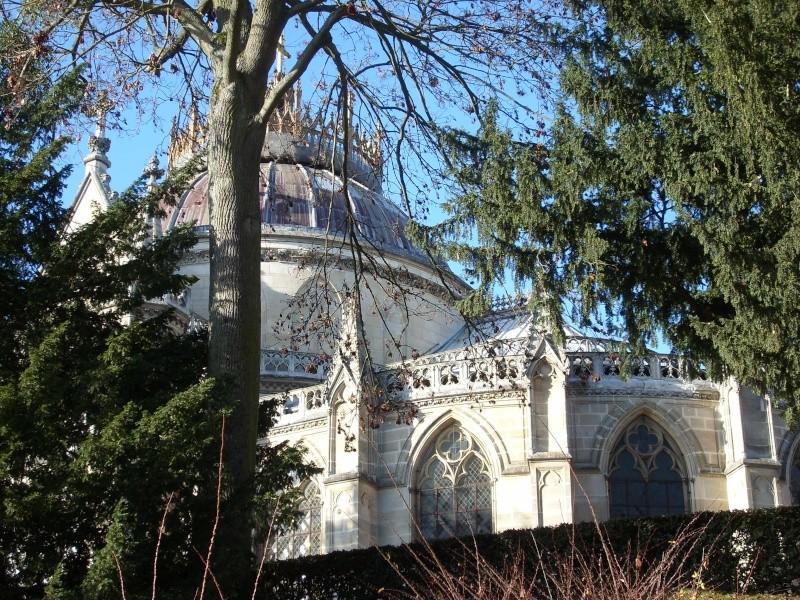 dreux - La Chapelle Royale de Dreux  Cappad81
