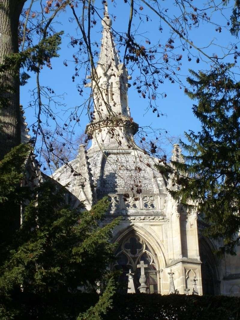 dreux - La Chapelle Royale de Dreux  Cappad82