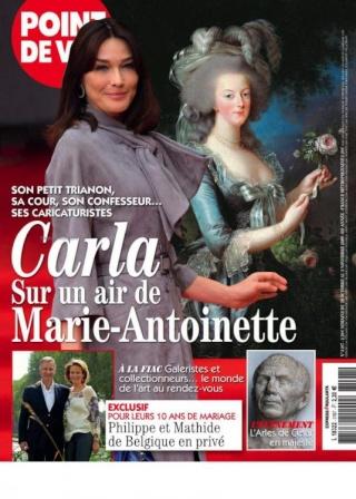 politique - Marie-Antoinette dans la politique actuelle - Page 28 Carla_10