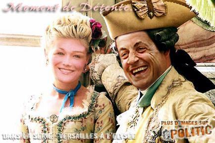 politique - Marie-Antoinette dans la politique actuelle - Page 28 Carla_11