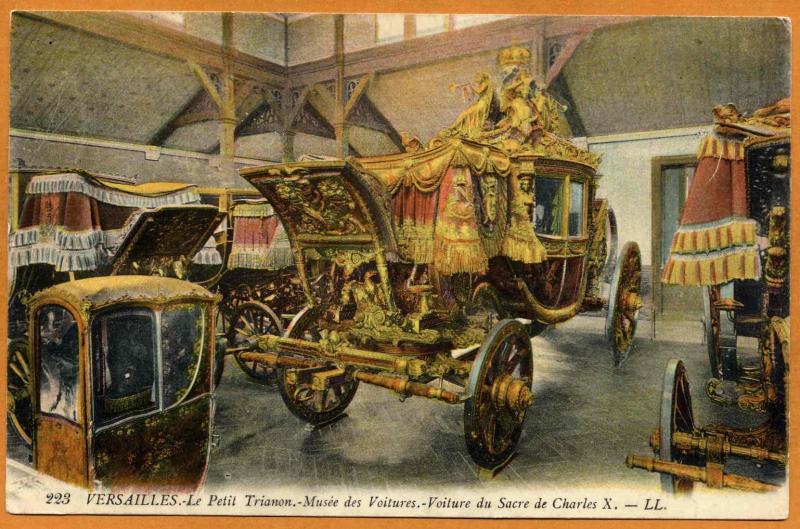 Musée des carrosses à Versailles - Page 2 Carros10