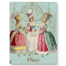 Marie-Antoinette, Vintage ! Dames_10