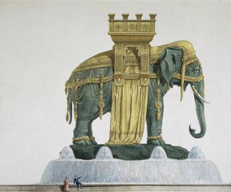 La Bastille et ses environs - Page 4 Elepha10