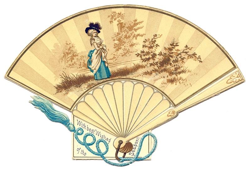 Marie-Antoinette, Vintage ! Fan-ma10