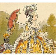 Marie-Antoinette, Vintage ! Fyvmtp10