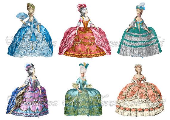 Marie-Antoinette, Vintage ! Il_57013