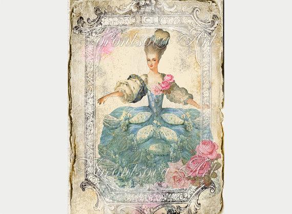 Marie-Antoinette, Vintage ! Il_57016
